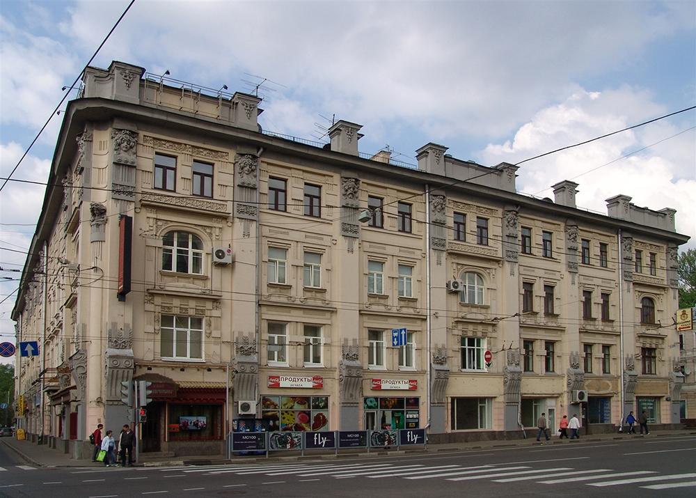 Дореволюционные дома в Москве: сколько стоит история