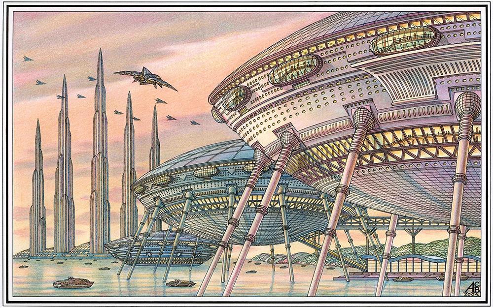Как архитектурные утопии помогают развиваться городам