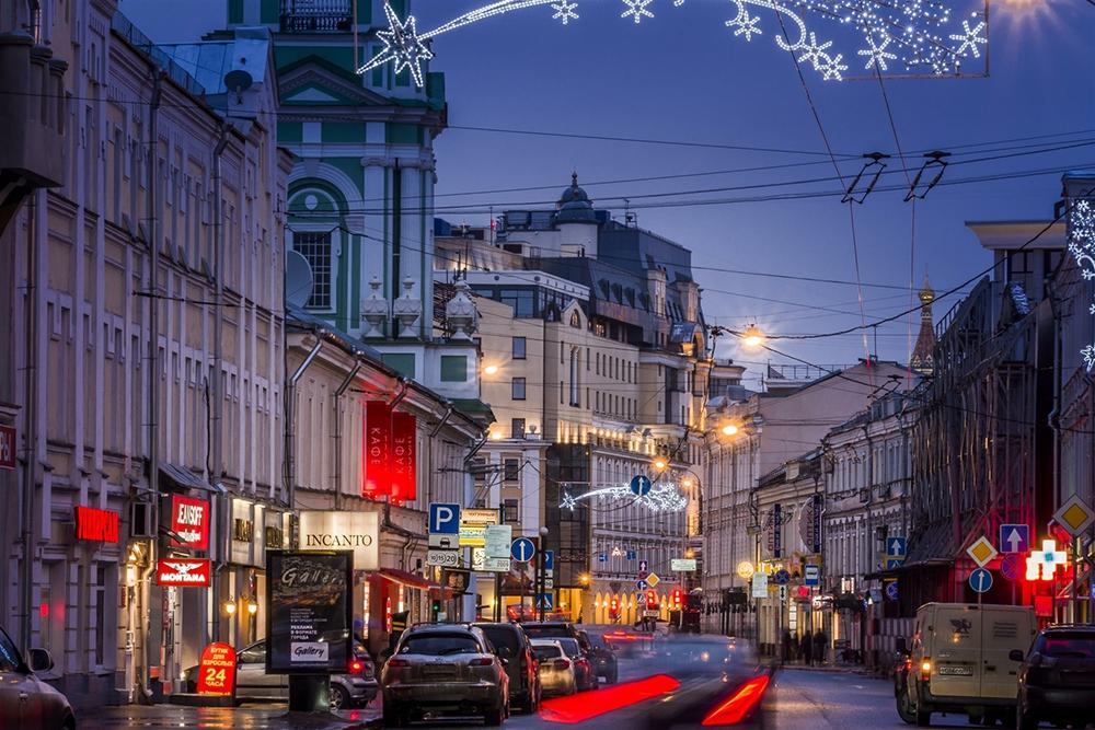Самые дорогие торговые улицы Москвы