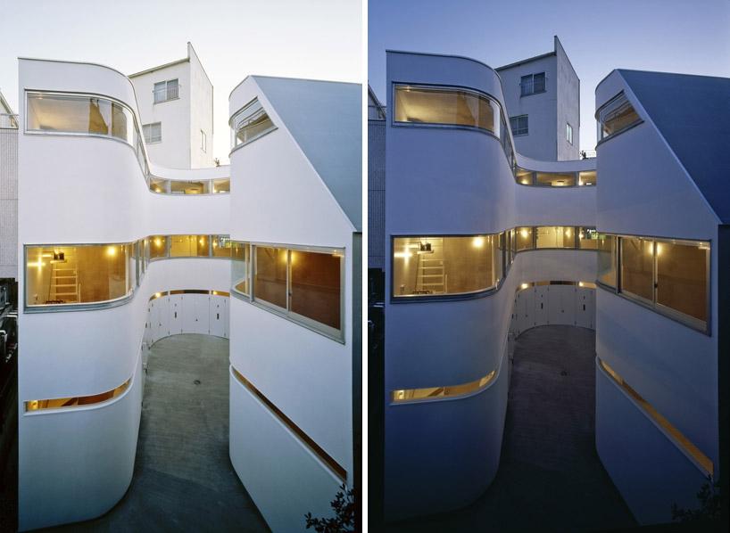 Тенденция мировой архитектуры: автомобили в квартирах