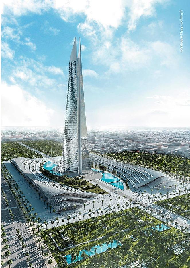 Брат Осамы бен Ладена построит самый высокий небоскреб в Африке