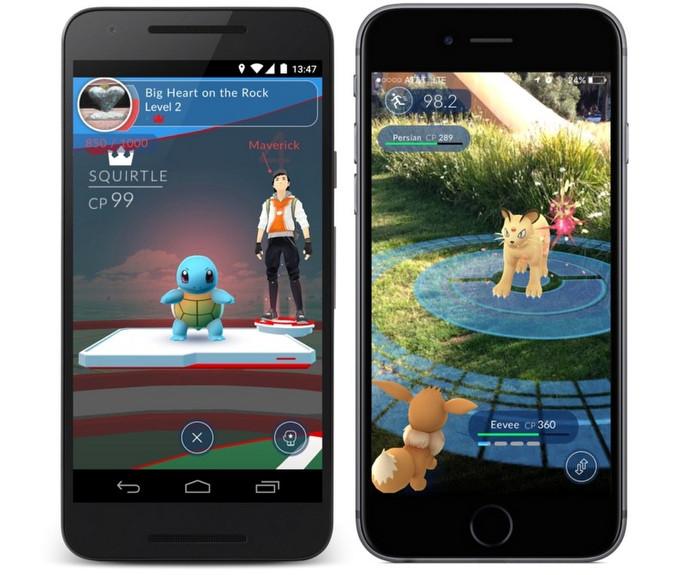 Как играть в Pokémon Go