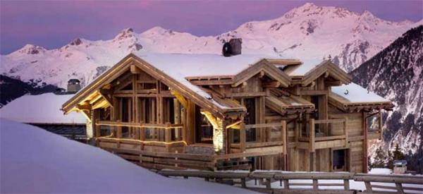 Сколько стоит купить дом на горнолыжных курортах