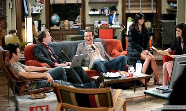 Как живут персонажи известных сериалов. Фото