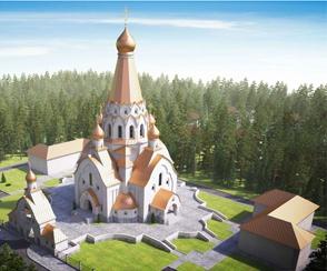 Как будут выглядеть русские православные церкви в XXI веке