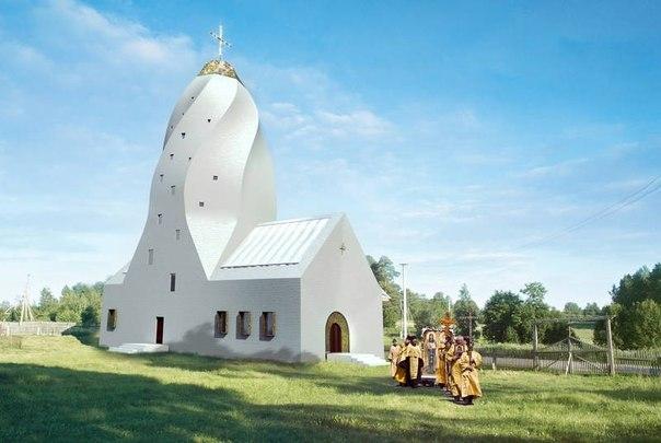 Архитекторы показали проекты православных церквей будущего