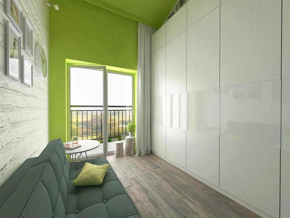 Загородный дом: дизайн-проект для таунхауса в Голицыно