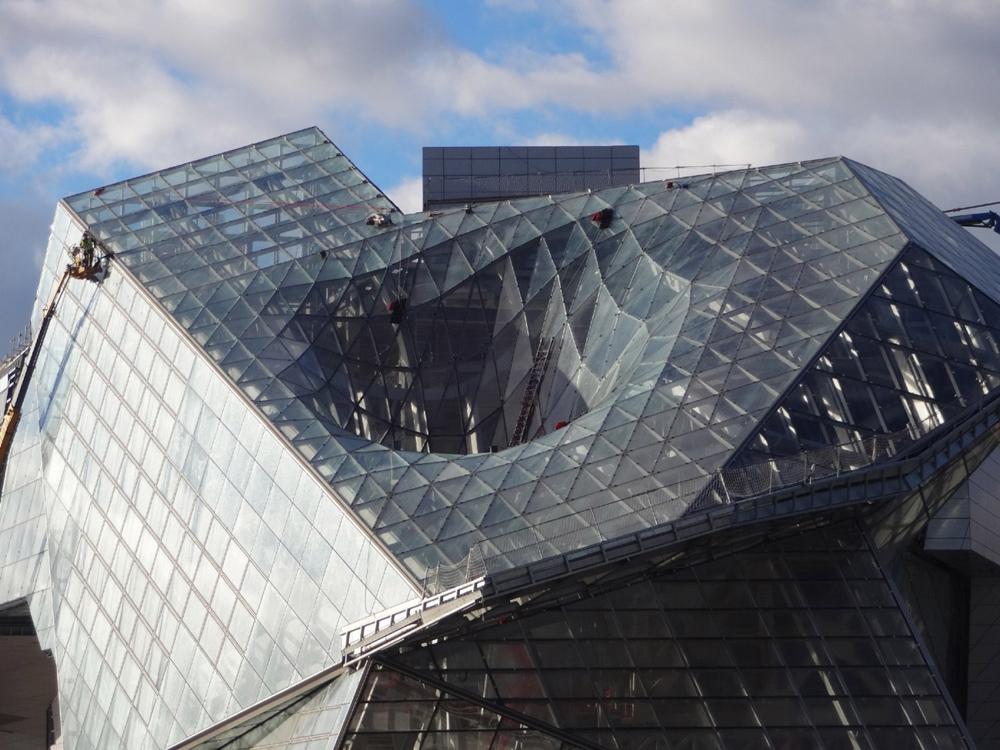 Архитектура хаоса: во Франции построят музей - космический корабль