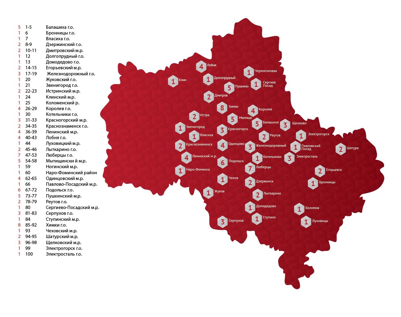 В 2014г. в Подмосковье построят 105 детских садов
