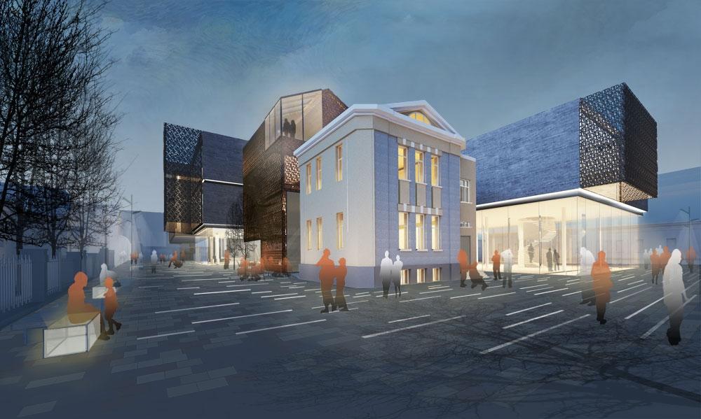 Музей Пушкина определился с концепцией развития и главным архитектором