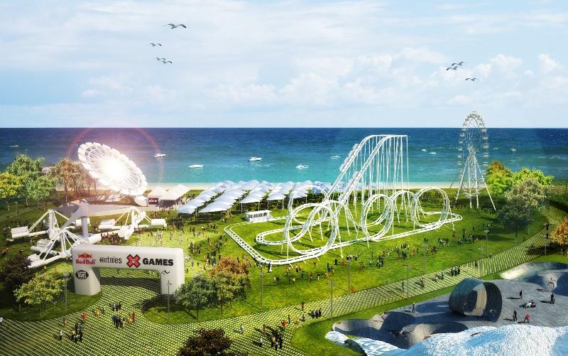 На Азовском море построят первый в России молодежный курорт