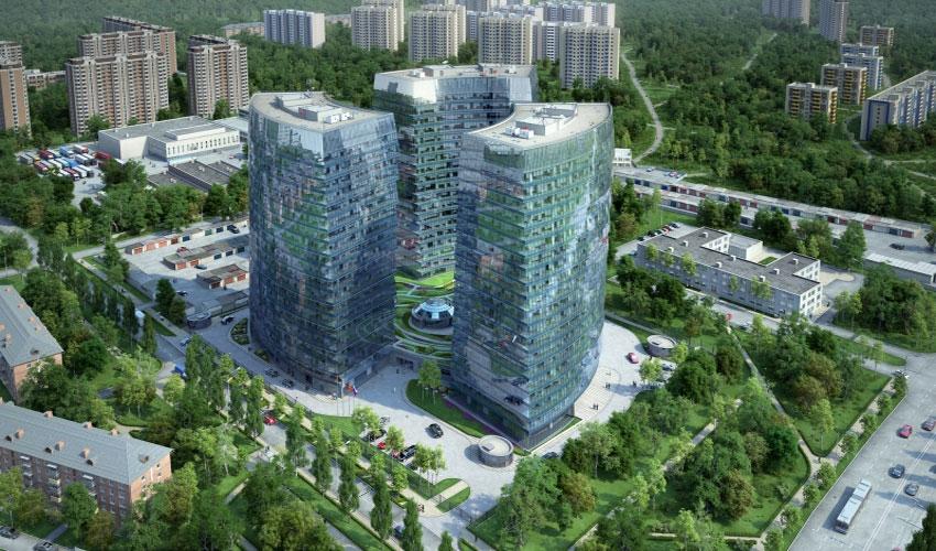 Что построят в Москве к 2015 году