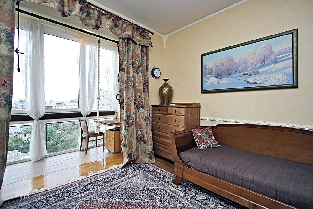 Девять оригинальных квартир в Москве