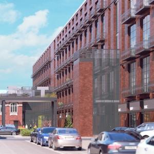 Более 15 фабричных зданий в Москве переделали под жилье