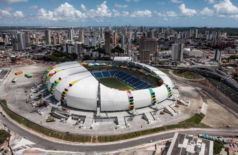 Бразильцы хотят переделать стадионы ЧМ-2014 под жилье