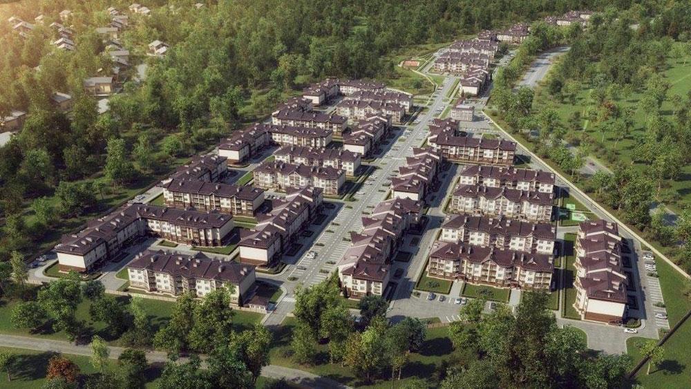 Пятиэтажки XXI века: сколько стоят квартиры в малоэтажном пригороде