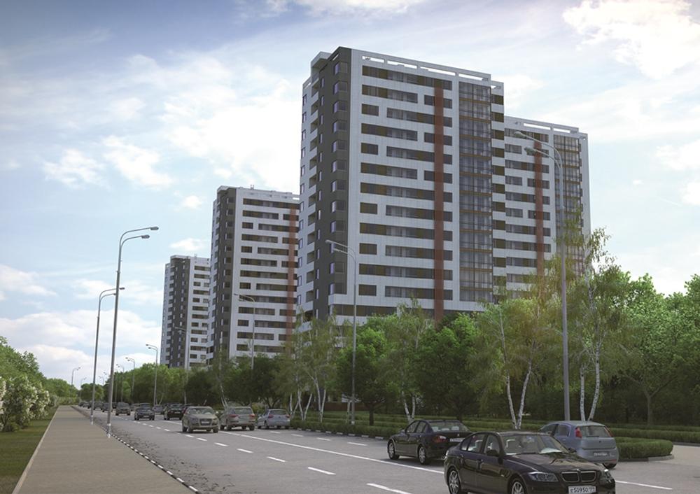 Город Химки превращается в архитектурную столицу Подмосковья
