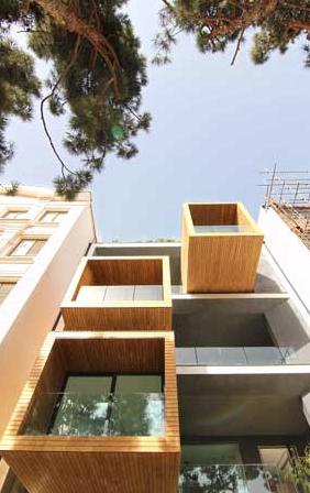В Иране построили экспериментальный дом