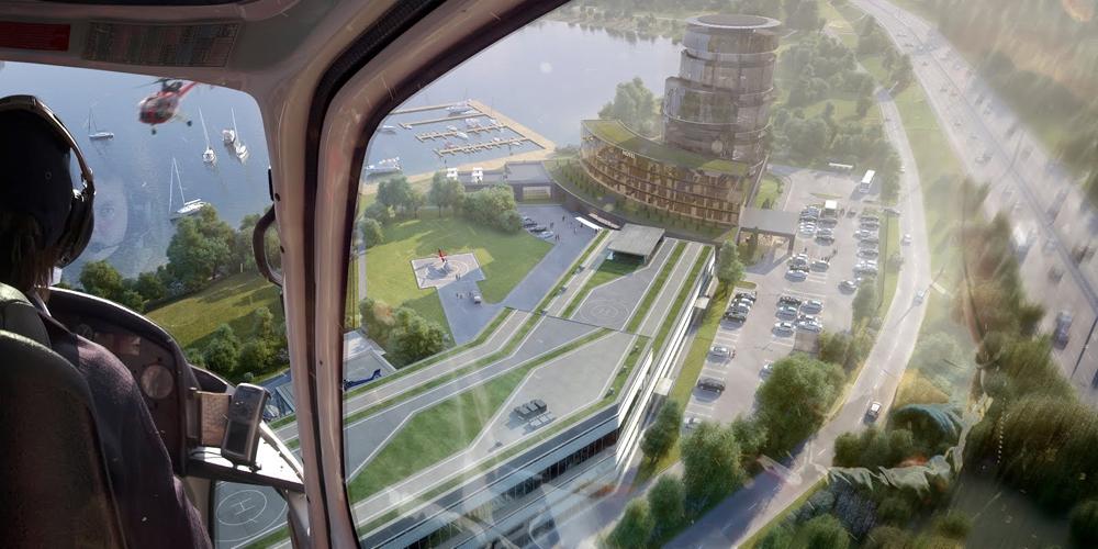В Москве может появиться сеть аэроотелей
