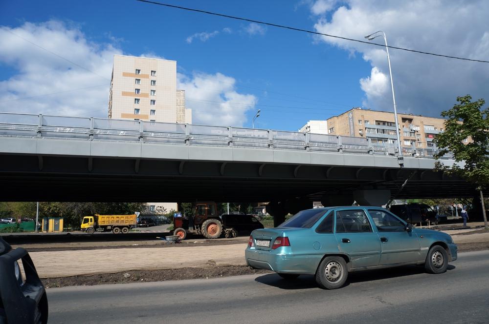 Эстакада понизит стоимость квартир на Можайском шоссе в Москве