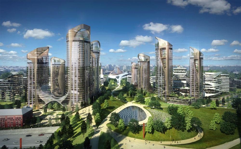 Проект планировки Серп и молот разработают британские архитекторы