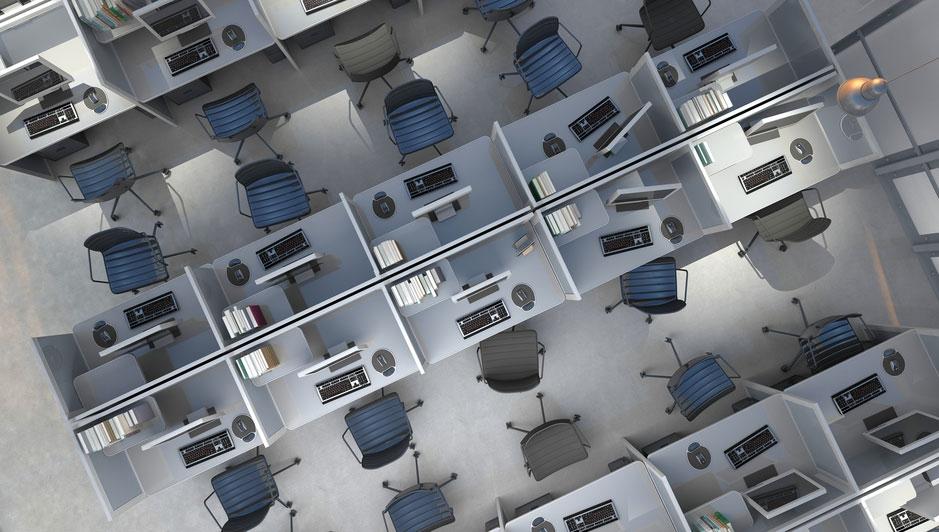 Самые распространенные ошибки офисных интерьеров