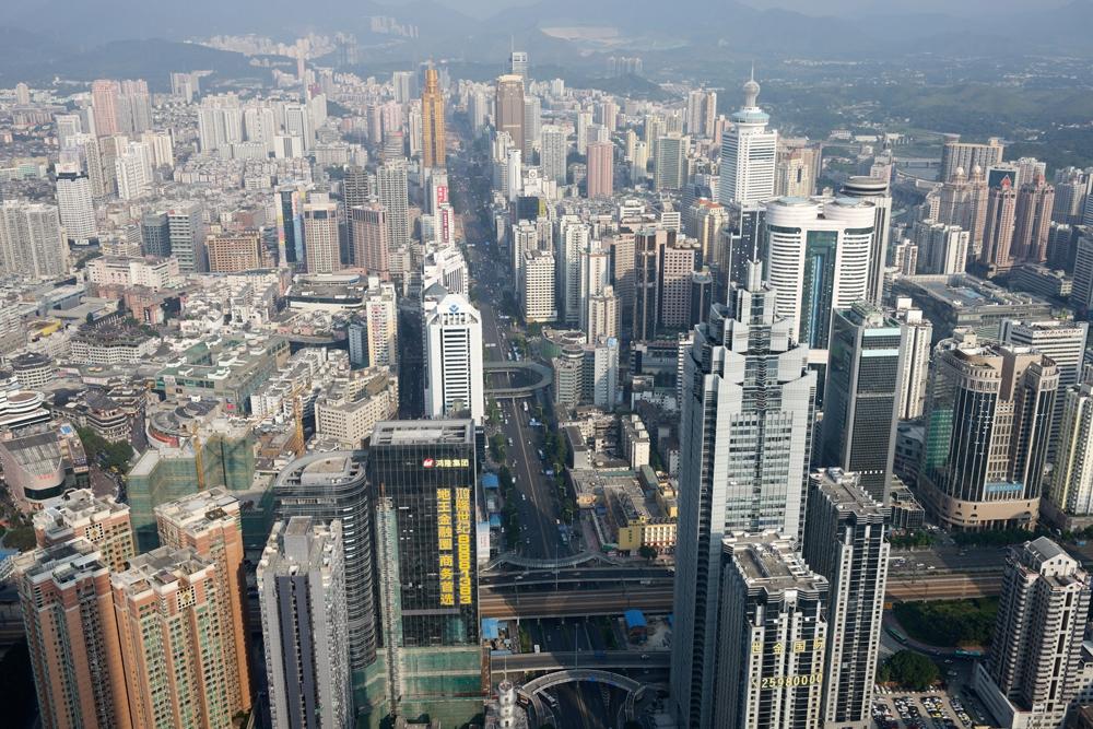 В Китае построят новую деловую столицу мира
