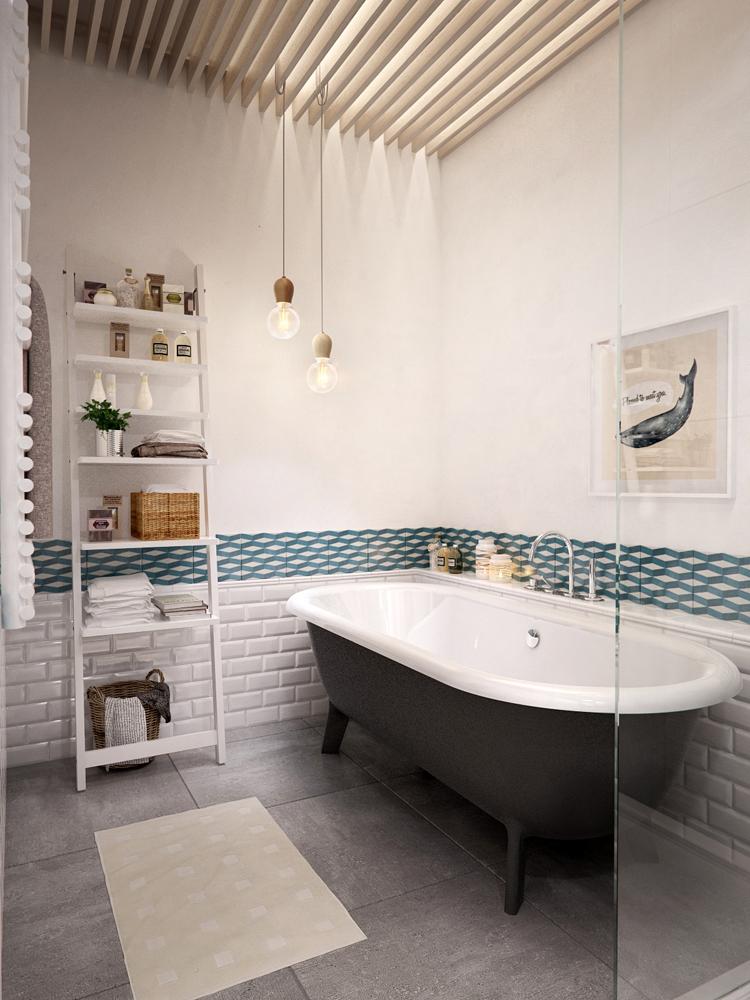Дизайн интерьеров: петербургская квартира в ретро-стиле