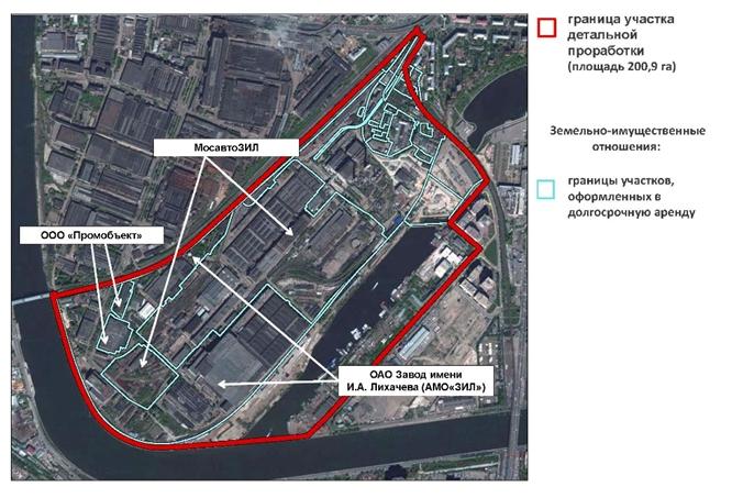 Объявлены финалисты конкурса на концепцию развития Москвы-реки