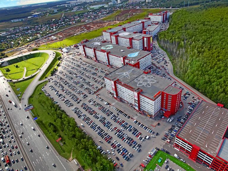 В Новой Москве начинается конкурентная борьба офисных центров