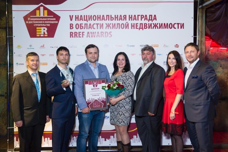 Проект РБК-Недвижимость подтвердил статус лучшего СМИ о недвижимости