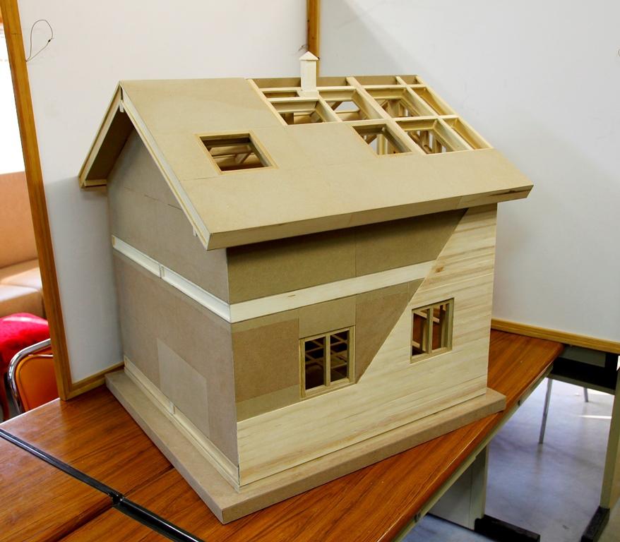 Дальневосточные ученые изобрели деревянный модульный дом