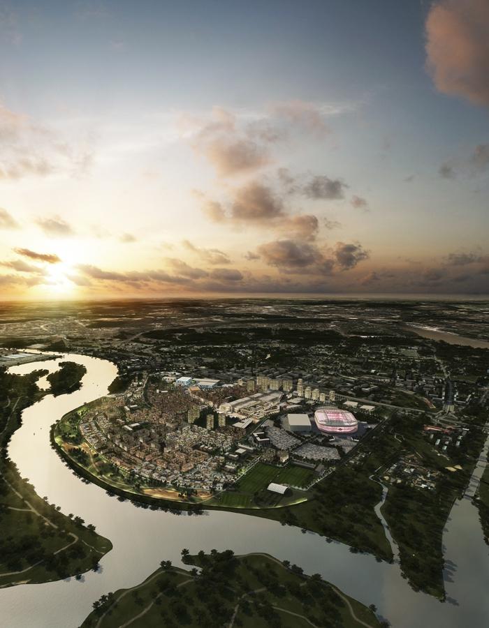 Порт пяти морей: новые проекты с видом на Москву-реку