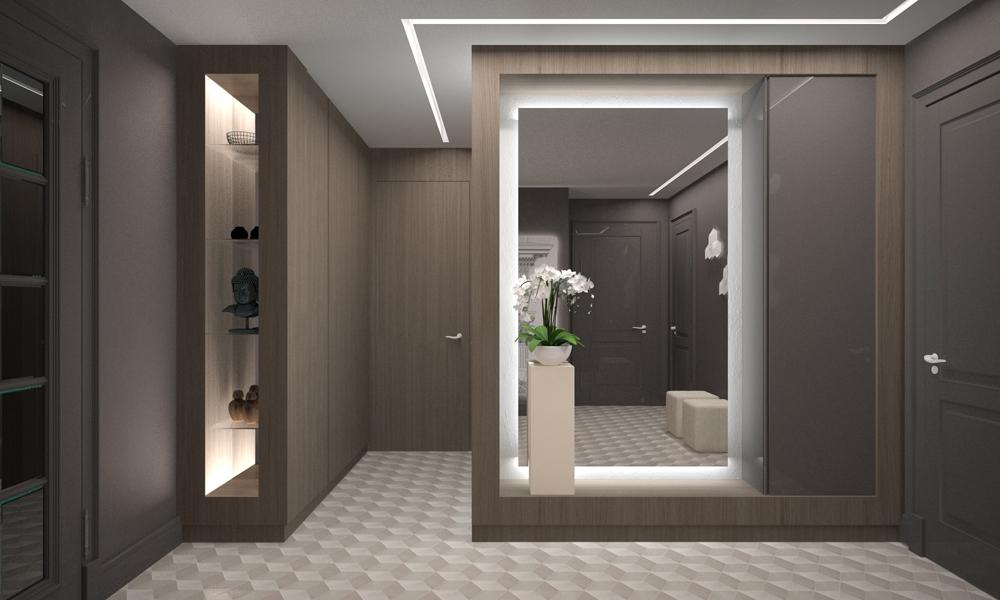 Квартира недели: элегантный исторический интерьер московской квартиры