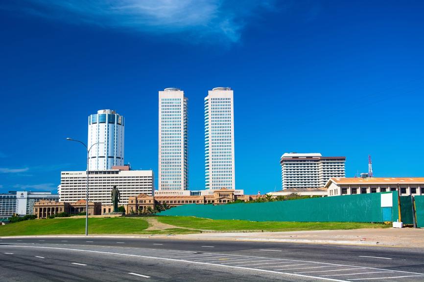 В Дубае построят самые высокие в мире башни-близнецы