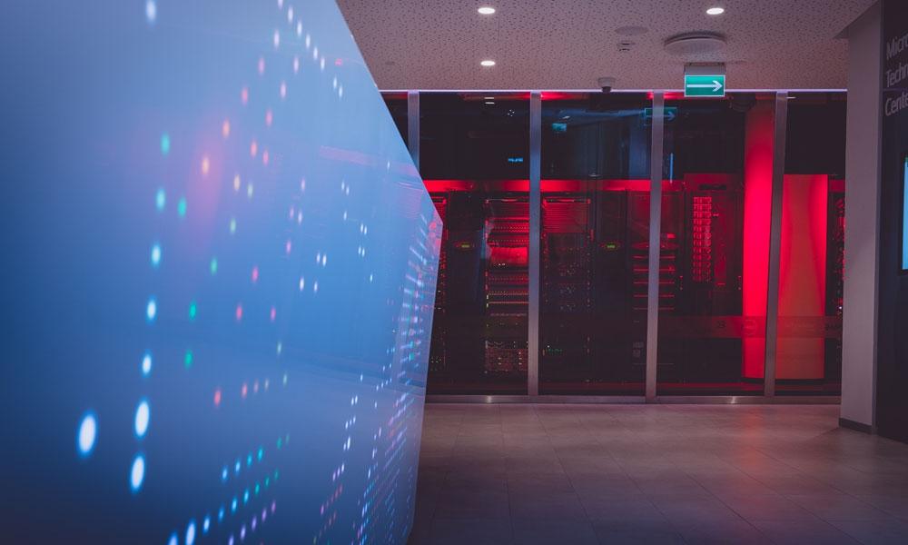 Офис недели: IT-подразделение Microsoft в Москве