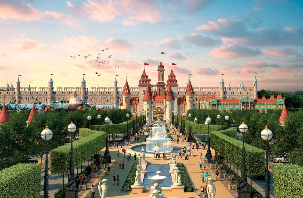 Власти Москвы одобрили проект застройки Мневников