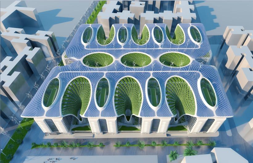В Египте построят суперсовременный зеленый квартал