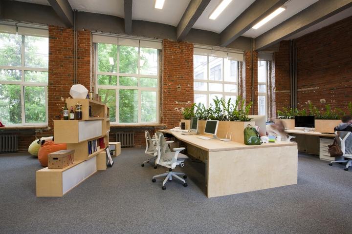 Пять способов сделать офис удобным для жизни