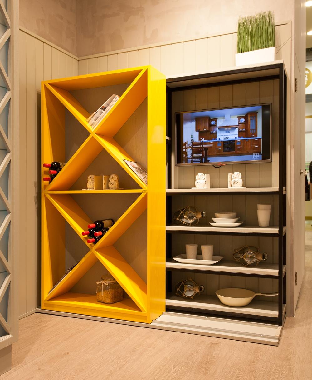 Новинки с выставки Мебель-2014