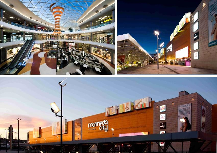 10 крупнейших торговых центров Европы