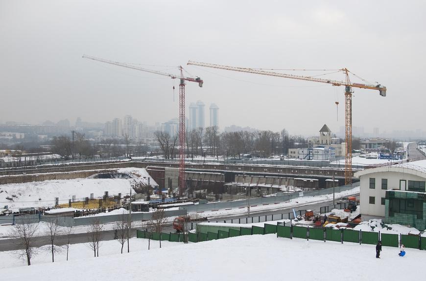 Самые известные долгострои Москвы