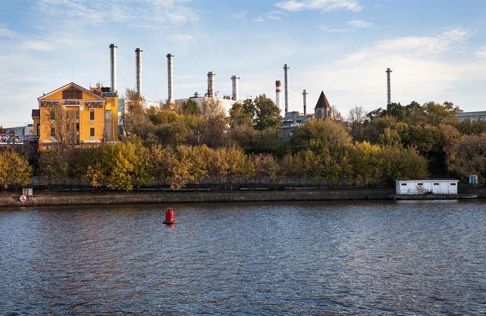 Фабричное русло: как выглядят памятники промышленности на Москве-реке