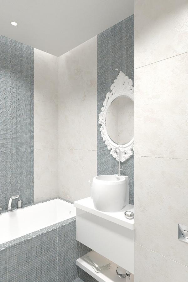 Школа дизайна: 6 планировок ванных комнат