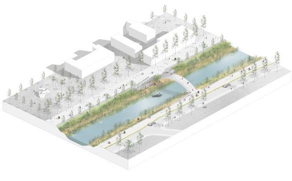 Как будут выглядеть набережные Москвы-реки: выбрана концепция развития
