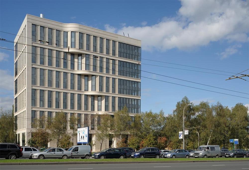 Есть ли в Москве современная архитектура