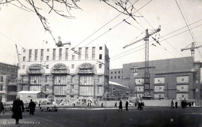 Как выглядит Центральный Детский магазин после реконструкции