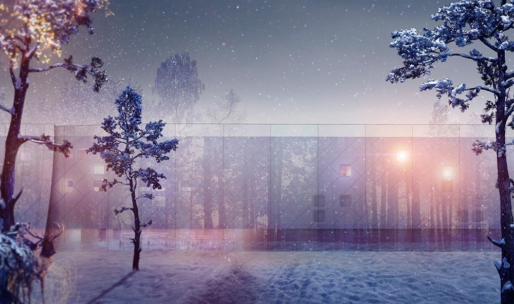 Логистический центр Санта-Клауса построят в Финляндии