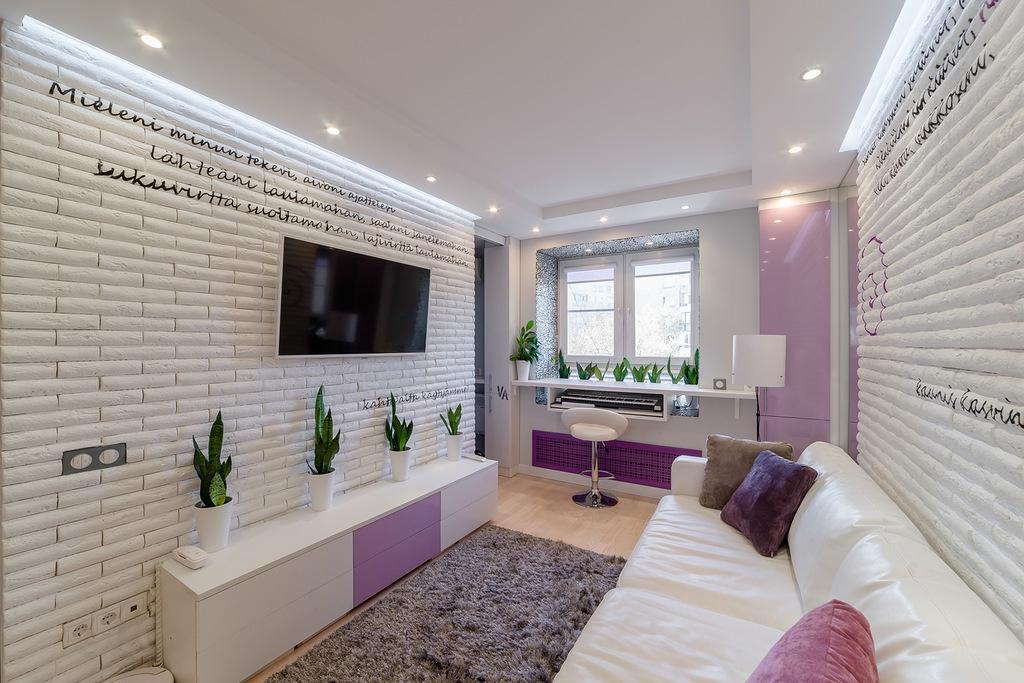 Семь практичных интерьеров для малогабаритных квартир