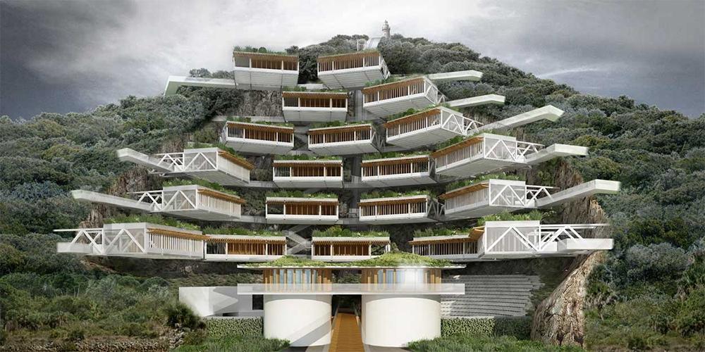 Сады Семирамиды XXI века: 7 зданий с вертикальным озеленением